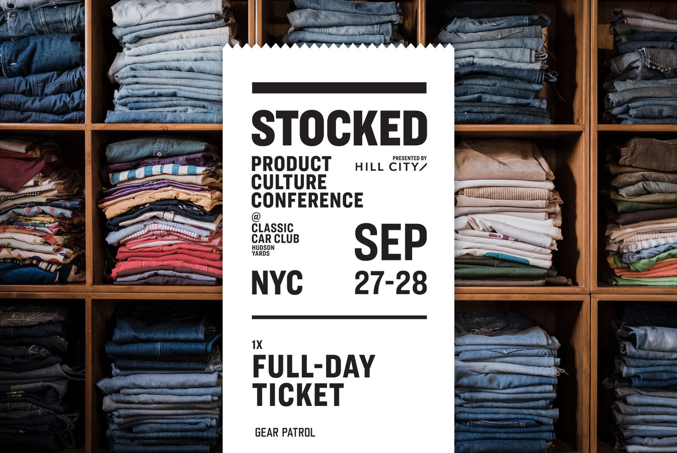 Buy Tickets for Stocked: A Product Culture Conference