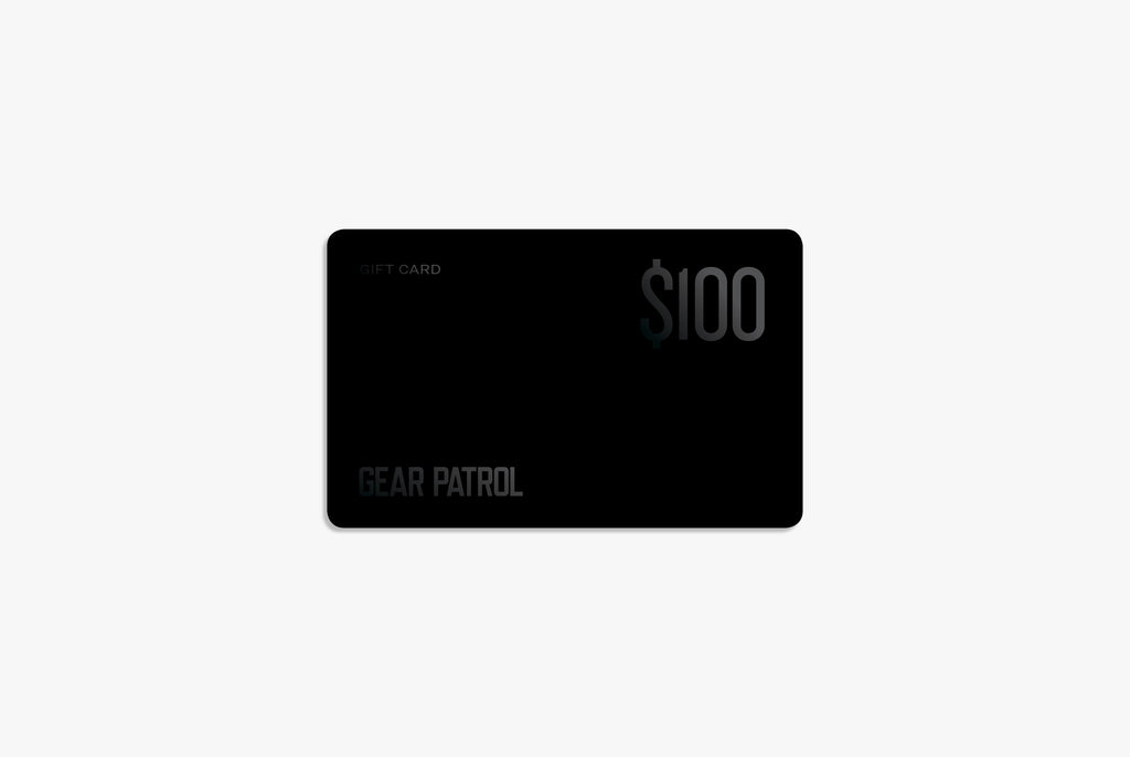 Gear Patrol Gift Cards