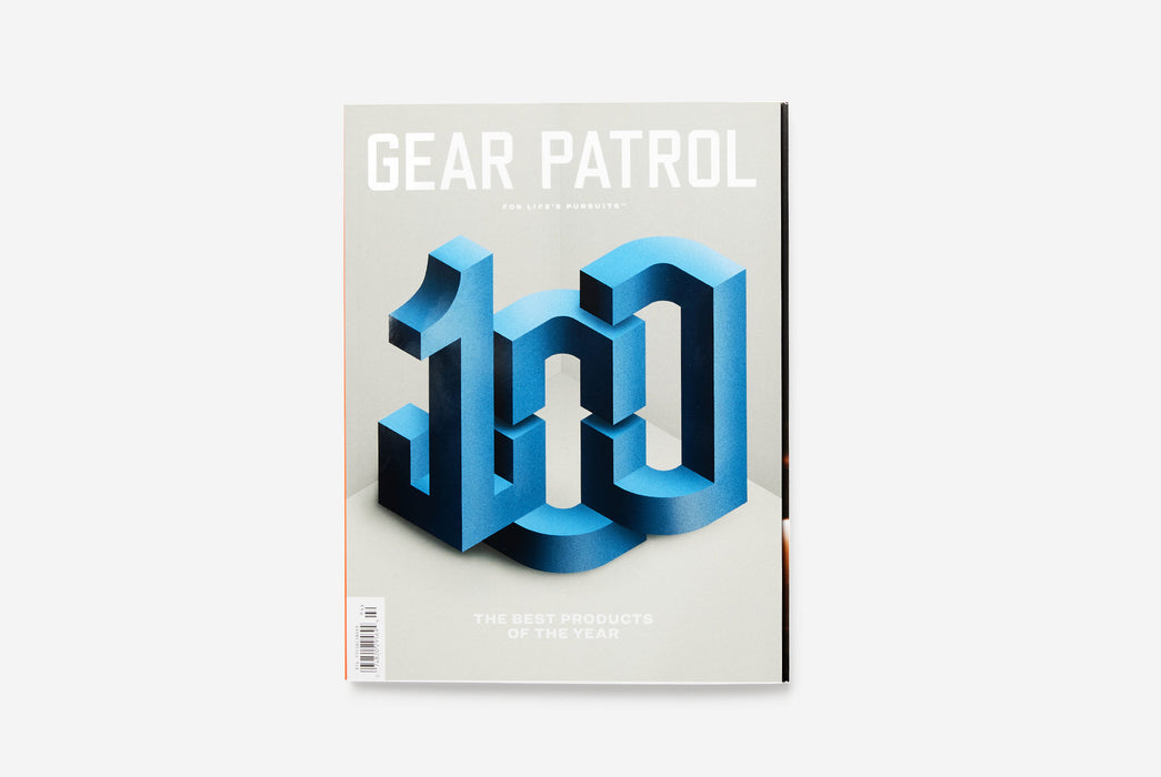 Gear Patrol Magazine - Cover