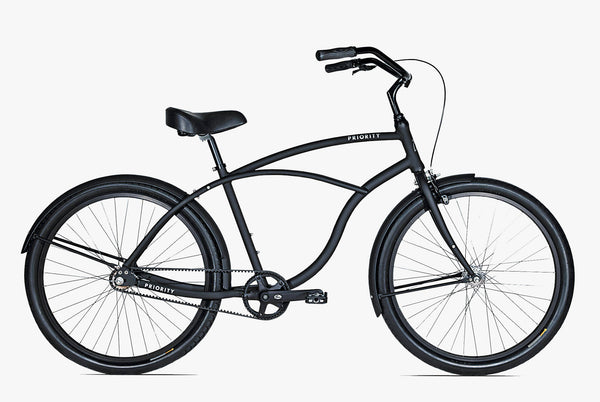 Priority Bicycles Coast Single Speed - Black