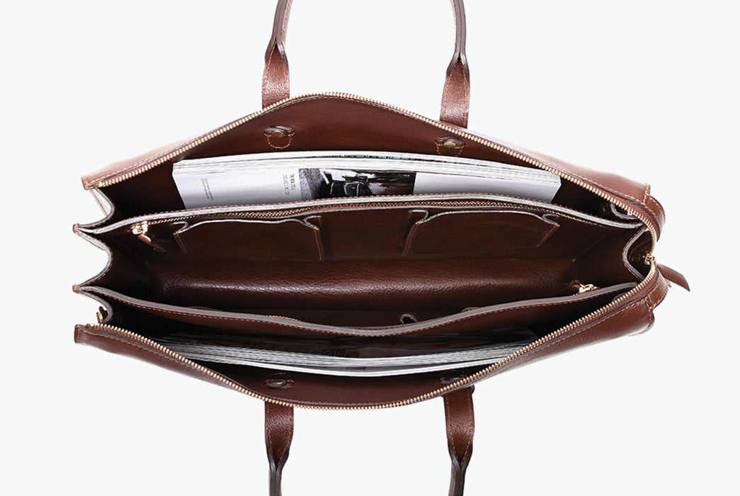 Lotuff Triumph Briefcase Bag