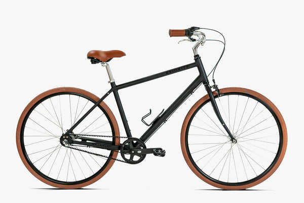 Priority Bicycles Classic Plus - Matte Black