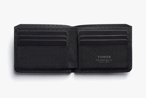 Pioneer Division Billfold - Onyx