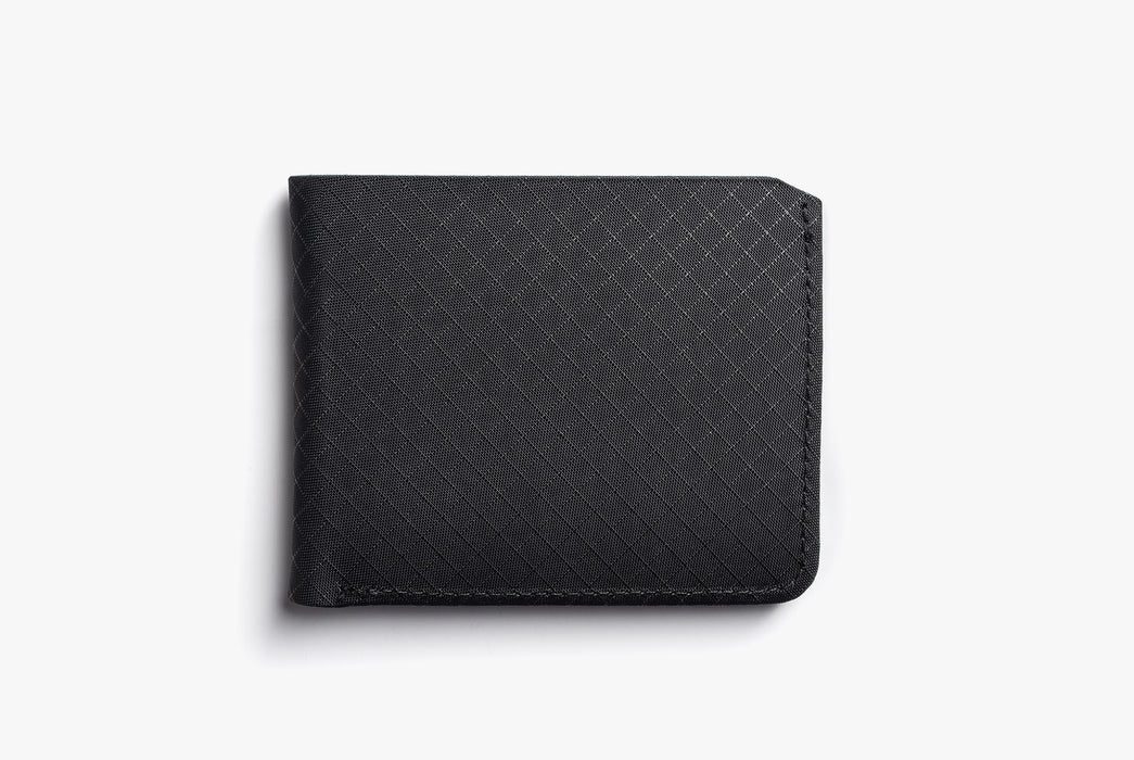 Pioneer Division Billfold Wallet - Onyx