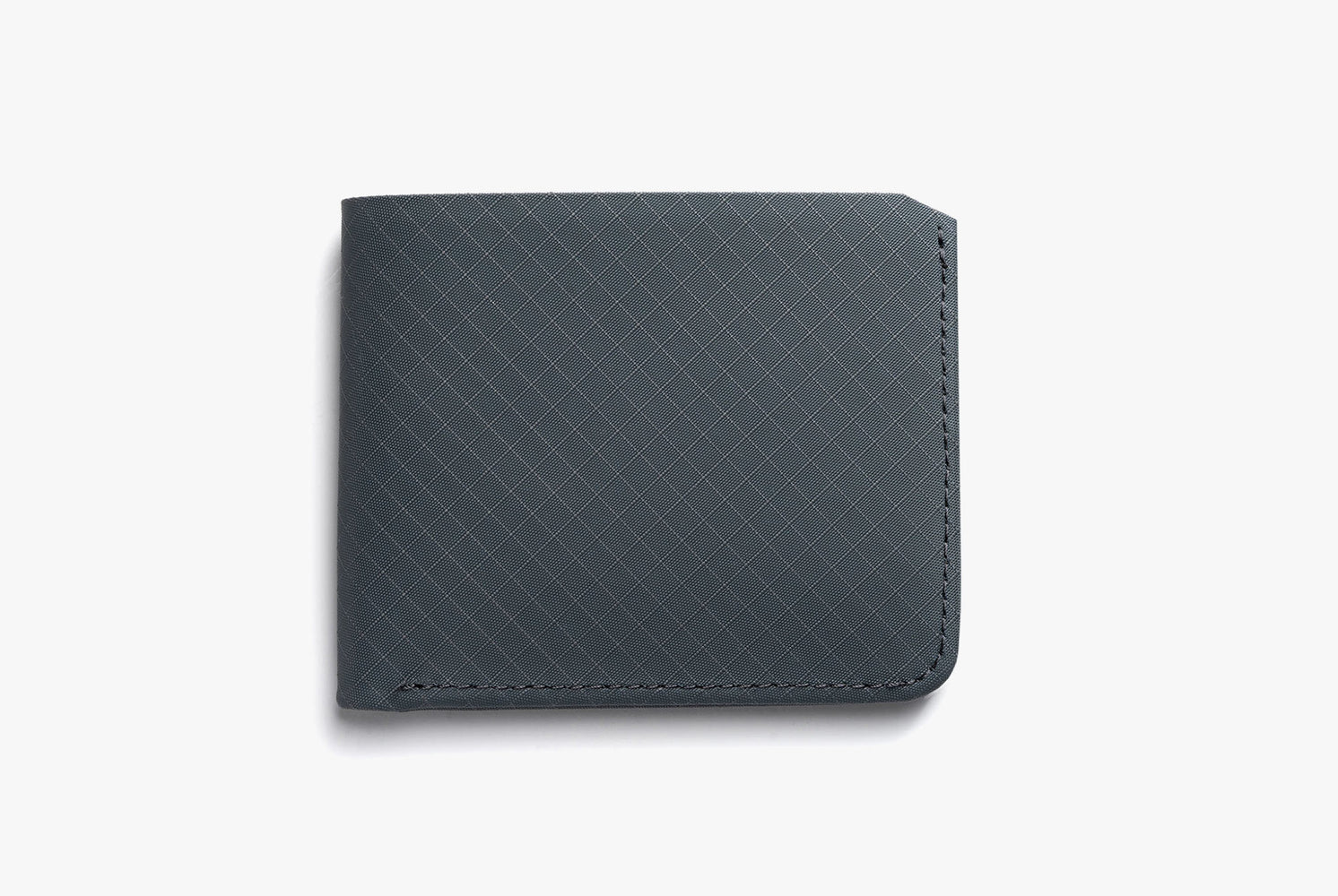 Slate - Pioneer Division Billfold Wallet - Closed
