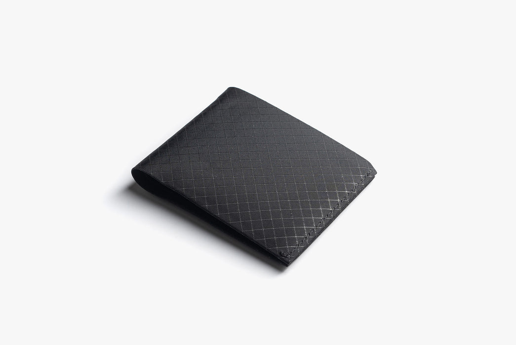 Onyx - Pioneer Flyfold Wallet - Closed wallet, angled photo
