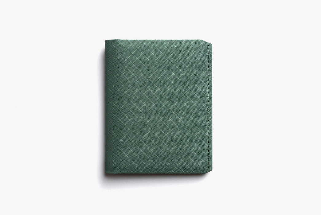Evergreen - Pioneer Matter Bifold Wallet - Closed