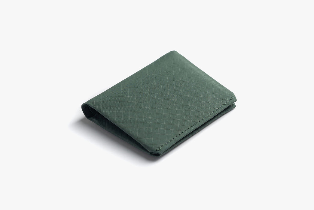 Evergreen - Pioneer Matter Bifold Wallet - Closed angled photo