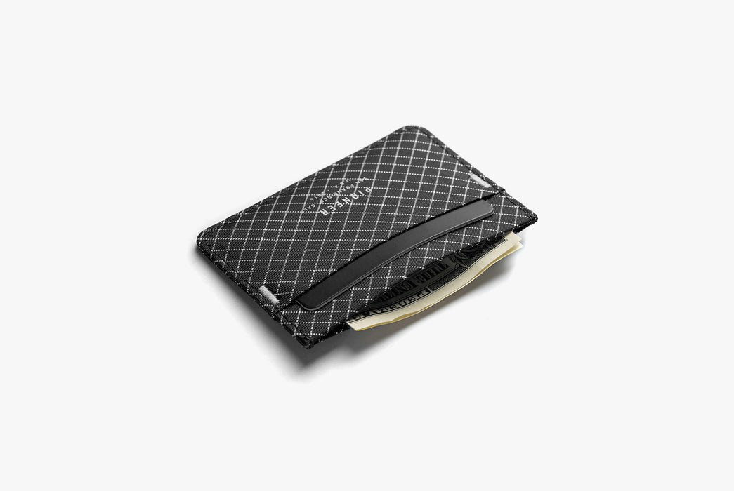 Pioneer Molecule Card Wallet - Black