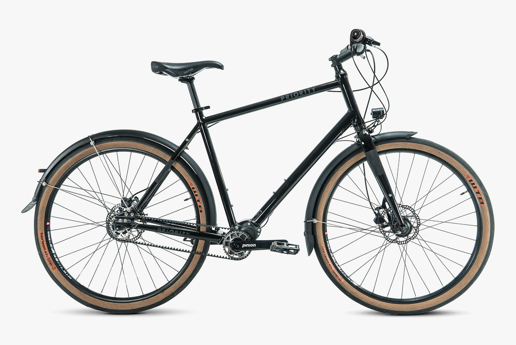 Priority Bicycles Priority 600 - Gloss Black