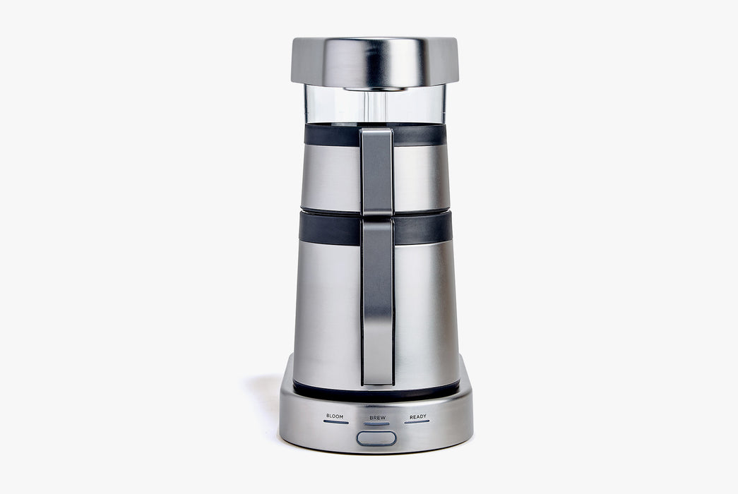 Stainless Steel - Ratio Six Coffee Maker - Front