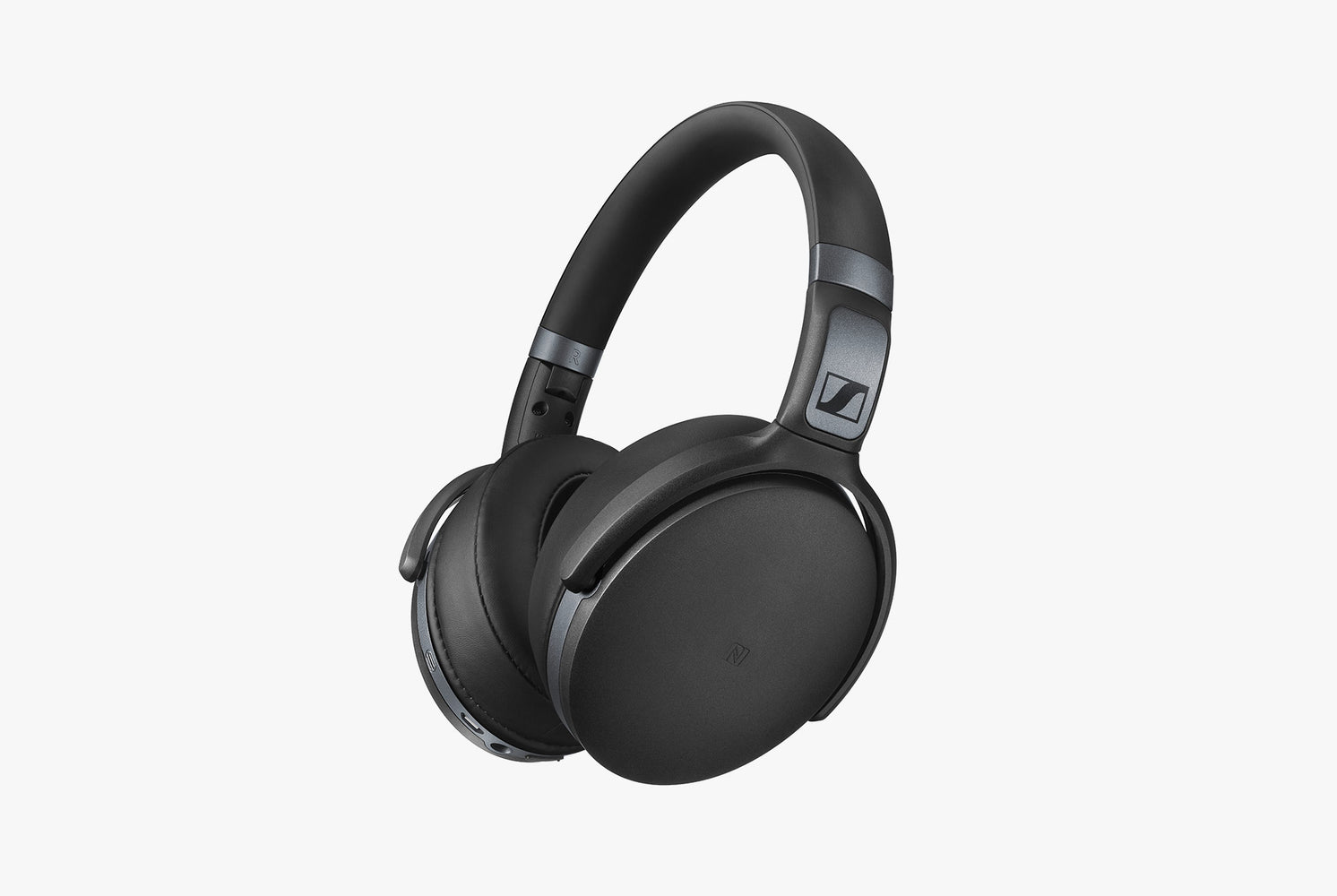 Sennheiser HD 4.40BT Wireless Headphones - Angled photo