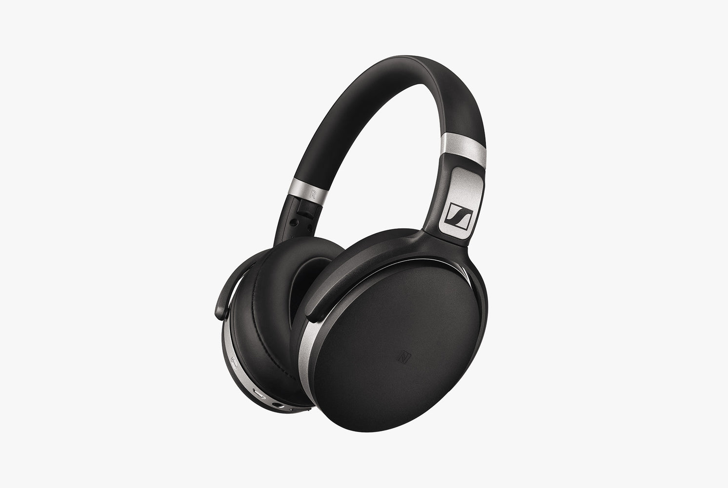 Sennheiser HD 4.50 BTNC Headphones - Angled photo