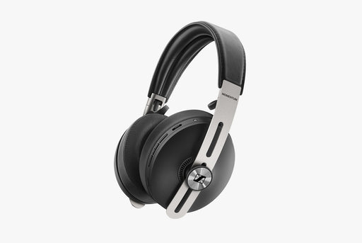Black - Sennheiser Momentum 3 Wireless - Angled photo
