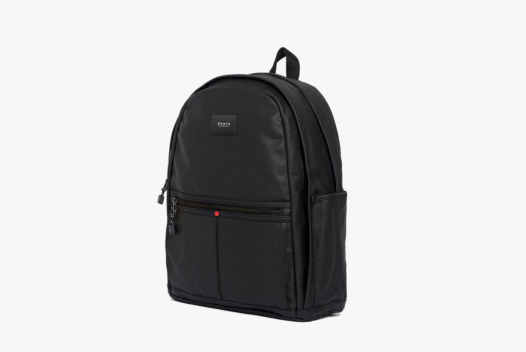 STATE Bedford Coated Canvas Backpack