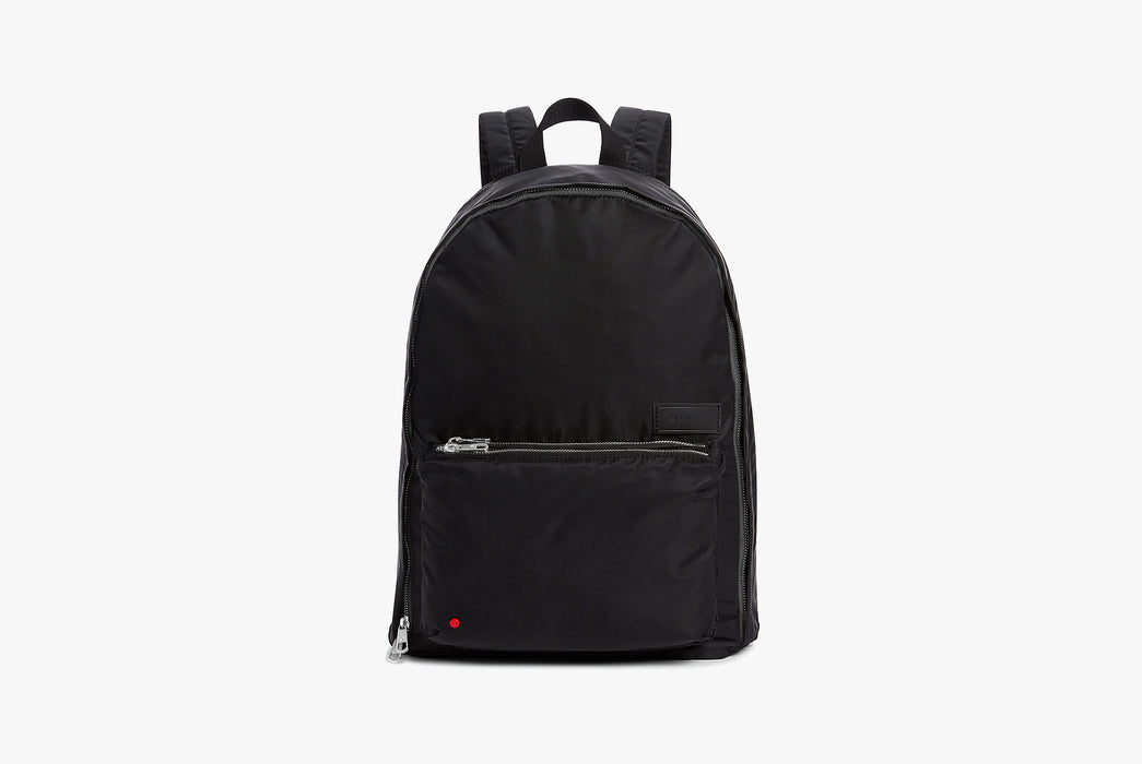 Black - STATE Lorimer Nylon Backpack