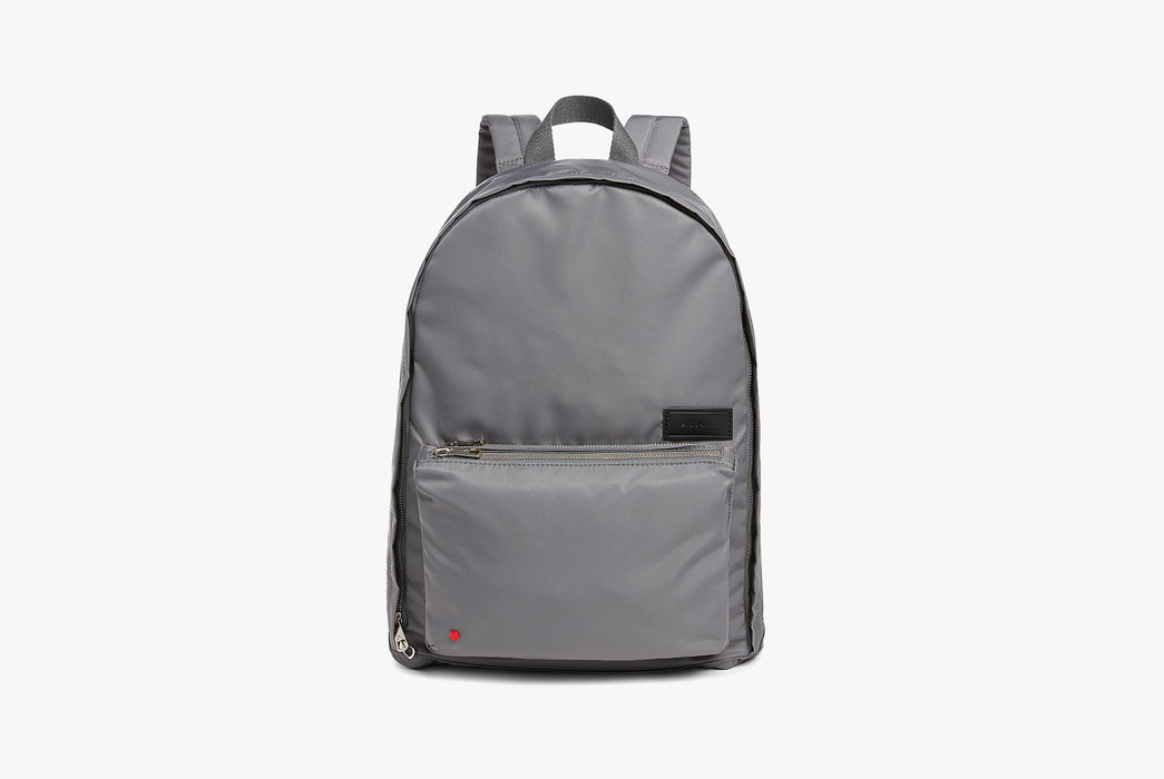 Steel Grey - STATE Lorimer Nylon Backpack