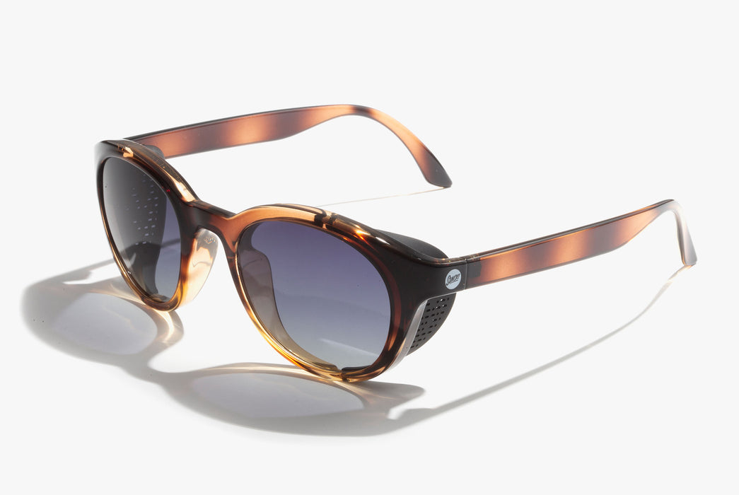 Tortoise Ocean - Sunski Volante Sunglasses - Angled photo