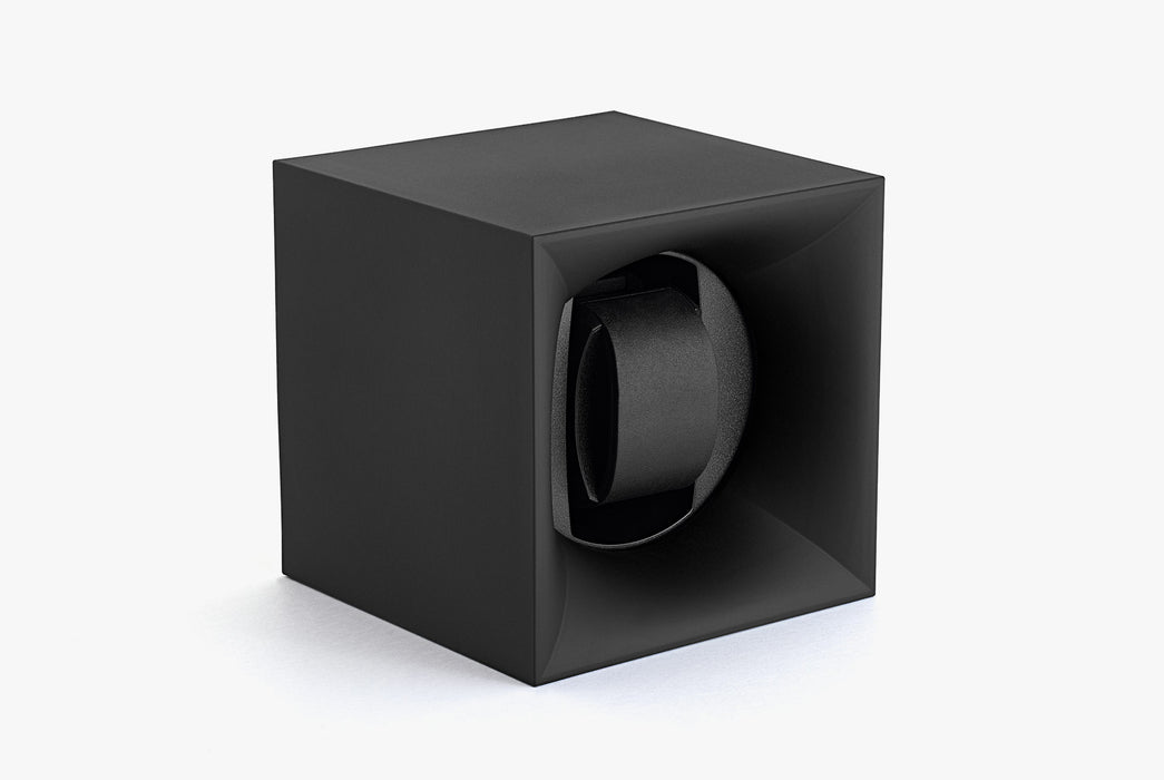 Black - SwissKubiK StartBox Watch Winder