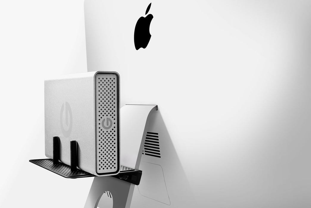 Twelve South BackPack Storage Shelf for iMac - Black