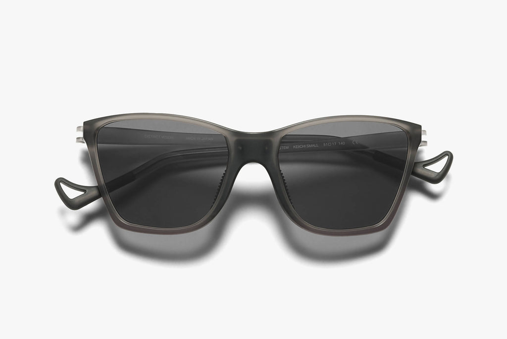 District Vision Keiichi Small Running Sunglasses