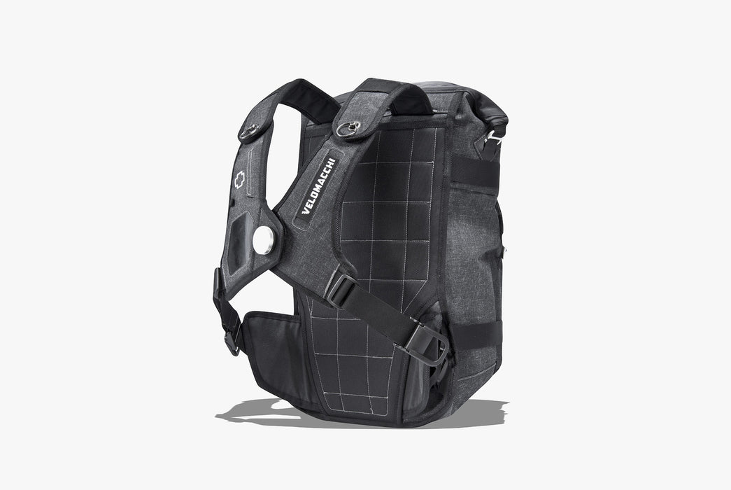 Velomacchi Speedway 40L Backpack - Angled photo