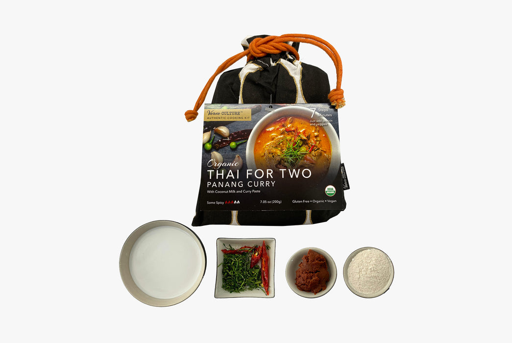 Verve Culture Thai For Two - Organic Panang Curry (3 Pack)