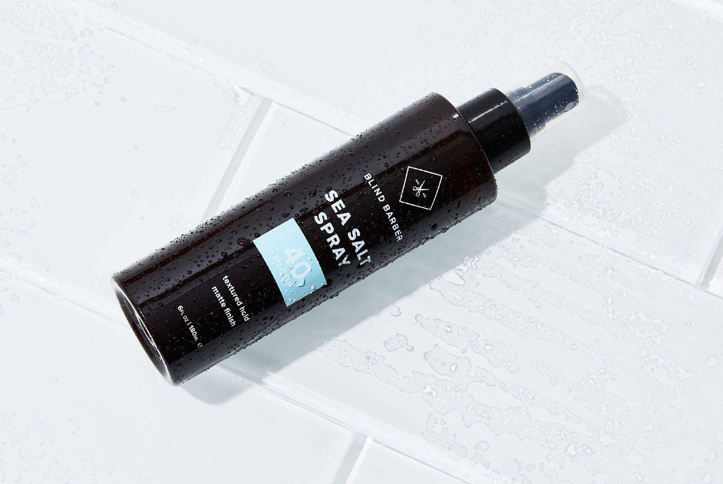 Blind Barber 40 Proof Sea Salt Hair Spray