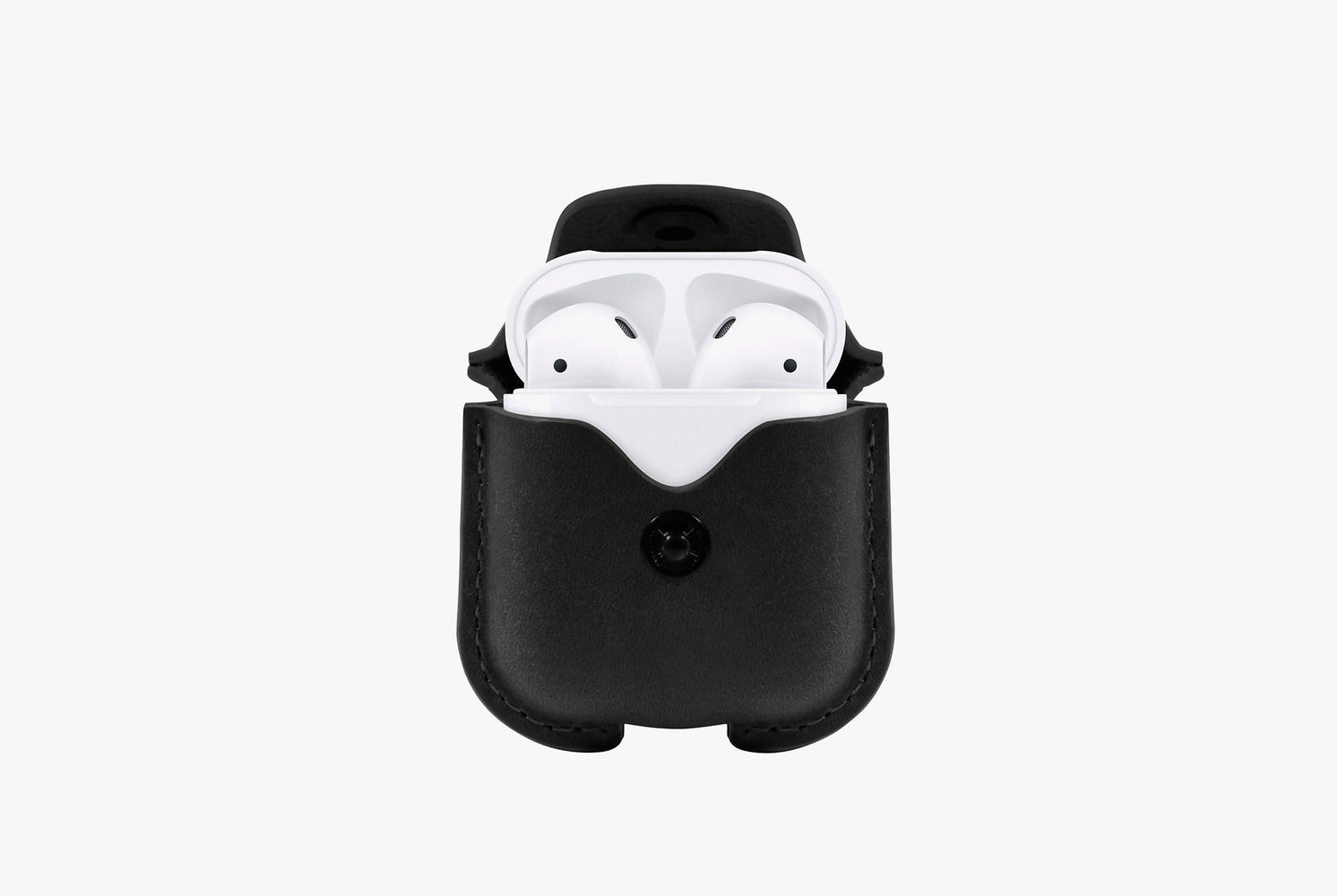 Twelve South AirSnap for AirPods - Black