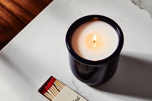 Neroli - Winford Candle - Lit with box of matches