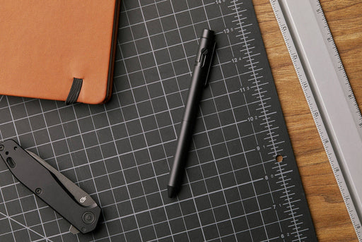 Inventery Bolt Action Pen Large - Onyx