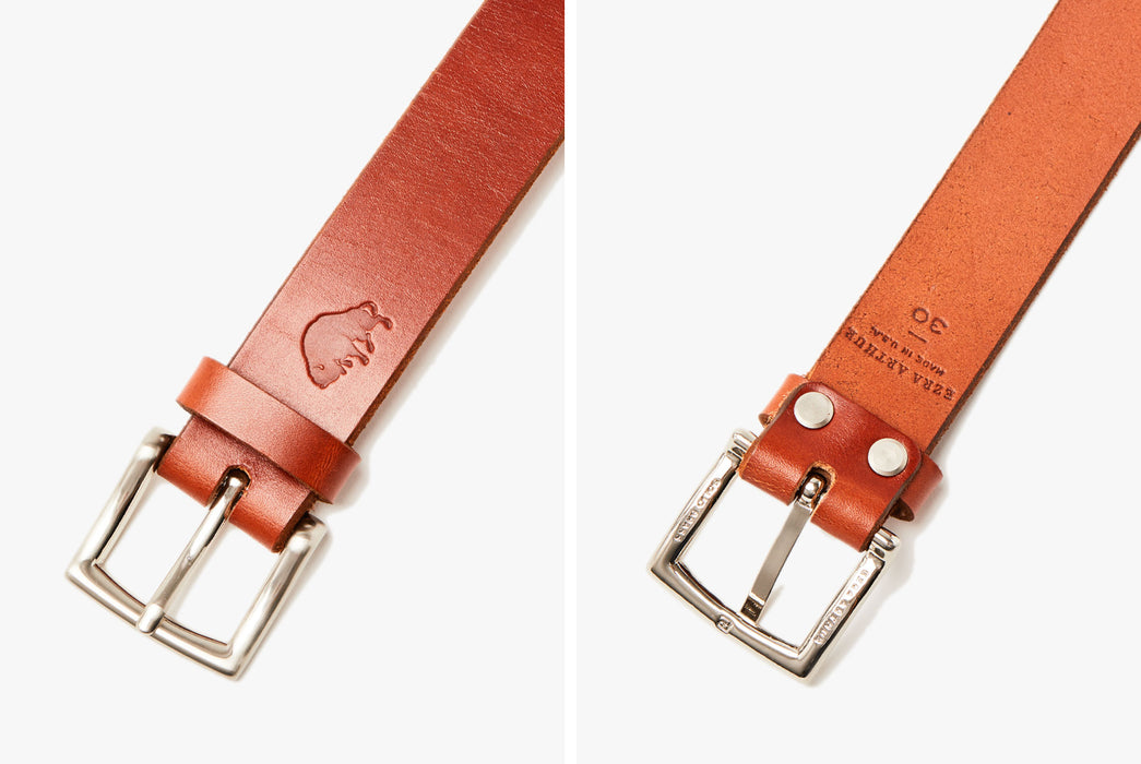 Ezra Arthur No. 1 Belt