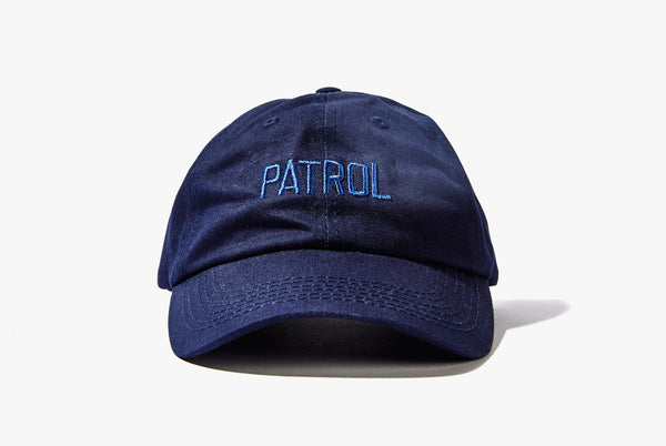 Patrol Dad Hat - Navy