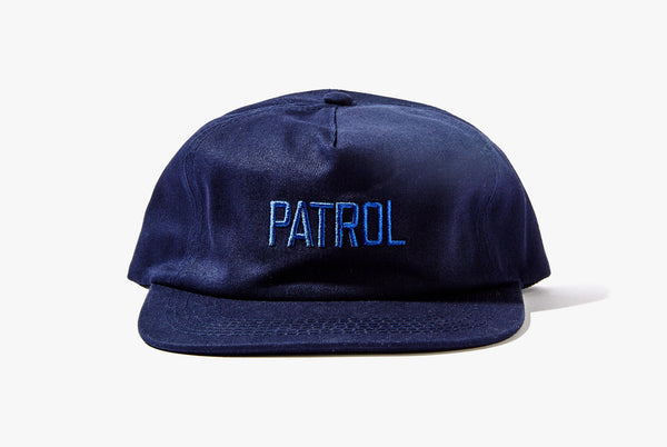 Patrol 5-Panel Hat - Navy