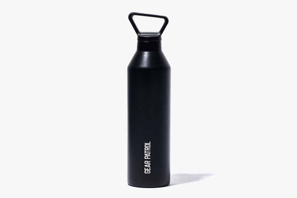 Gear Patrol x Miir Vacuum Insulated Bottle - Black