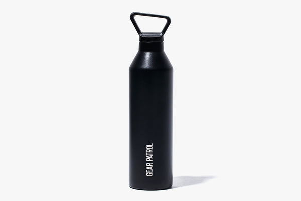 Miir  × Gear Patrol Vacuum Insulated Bottle - Black