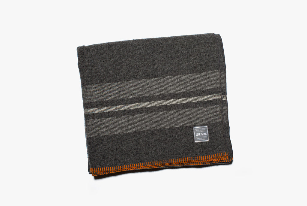 Faribault Woolen Mill Co. × Gear Patrol Cabin Blanket