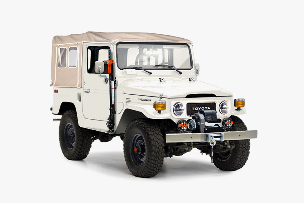 The Gear Patrol Special Edition FJ40