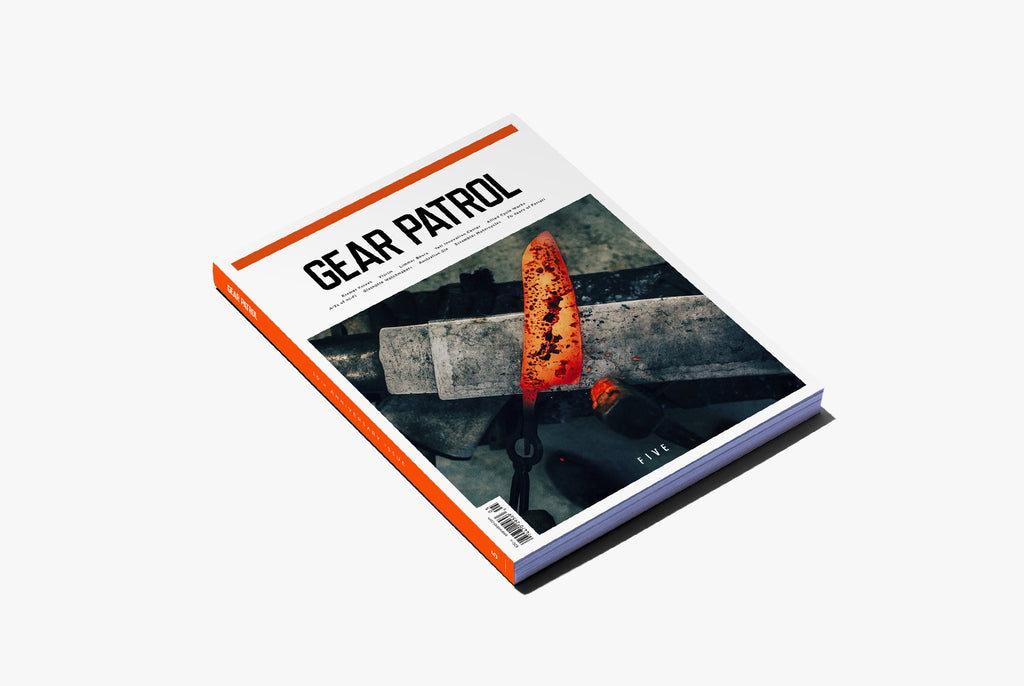 Gear Patrol Magazine: Issue Five