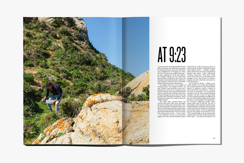 Gear Patrol Magazine: Issue One (Commemorative)