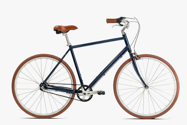Priority Bicycles Classic Plus - Gloss Blue