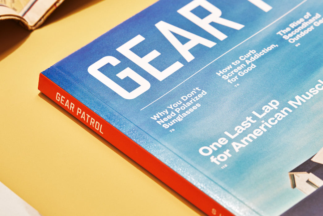 Gear Patrol Magazine - Detail