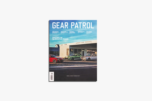 Gear Patrol Magazine: Issue Thirteen