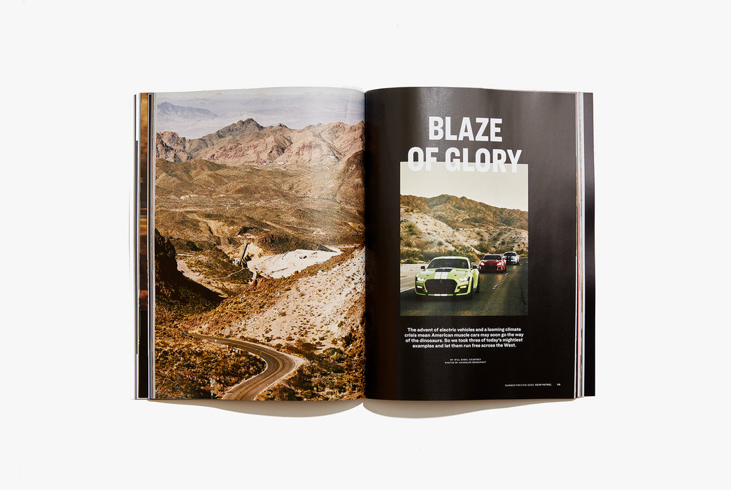 Gear Patrol Magazine - Open