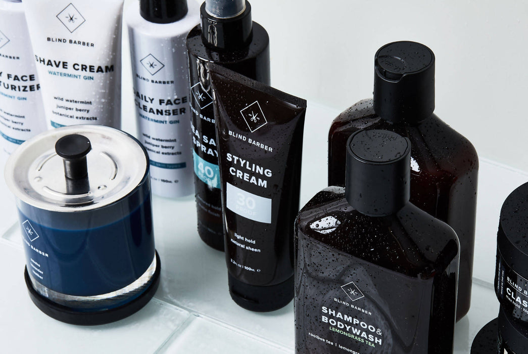 Blind Barber Signature Gift Set