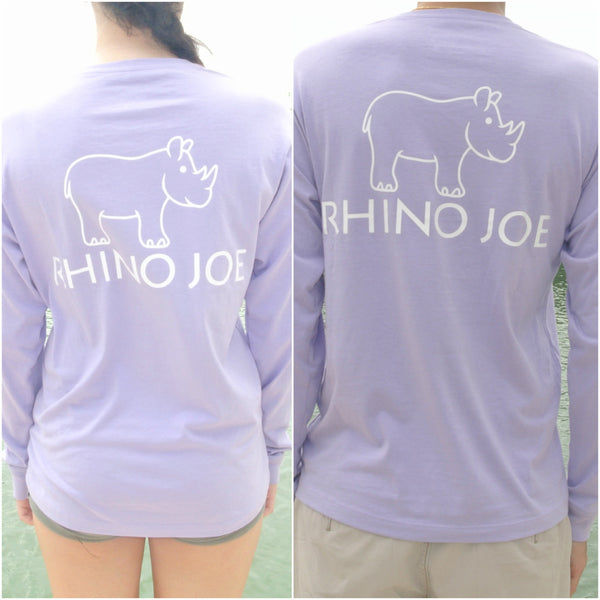 Lilac Long-Sleeve Shirt