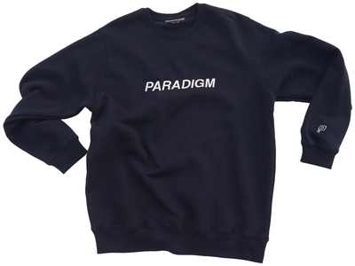 Milo Crew Navy - Paradigm Apparel