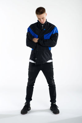 stringer blue jacket - Paradigm Apparel