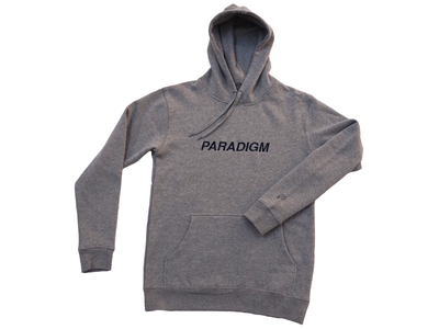 Lotus Hood Grey - Paradigm Apparel