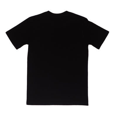 Central Black T-Shirt - Paradigm Apparel